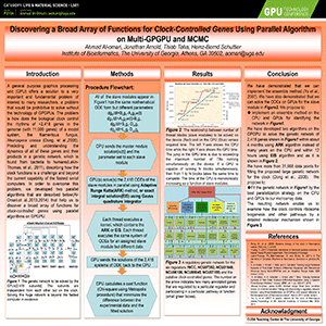 science conference posters