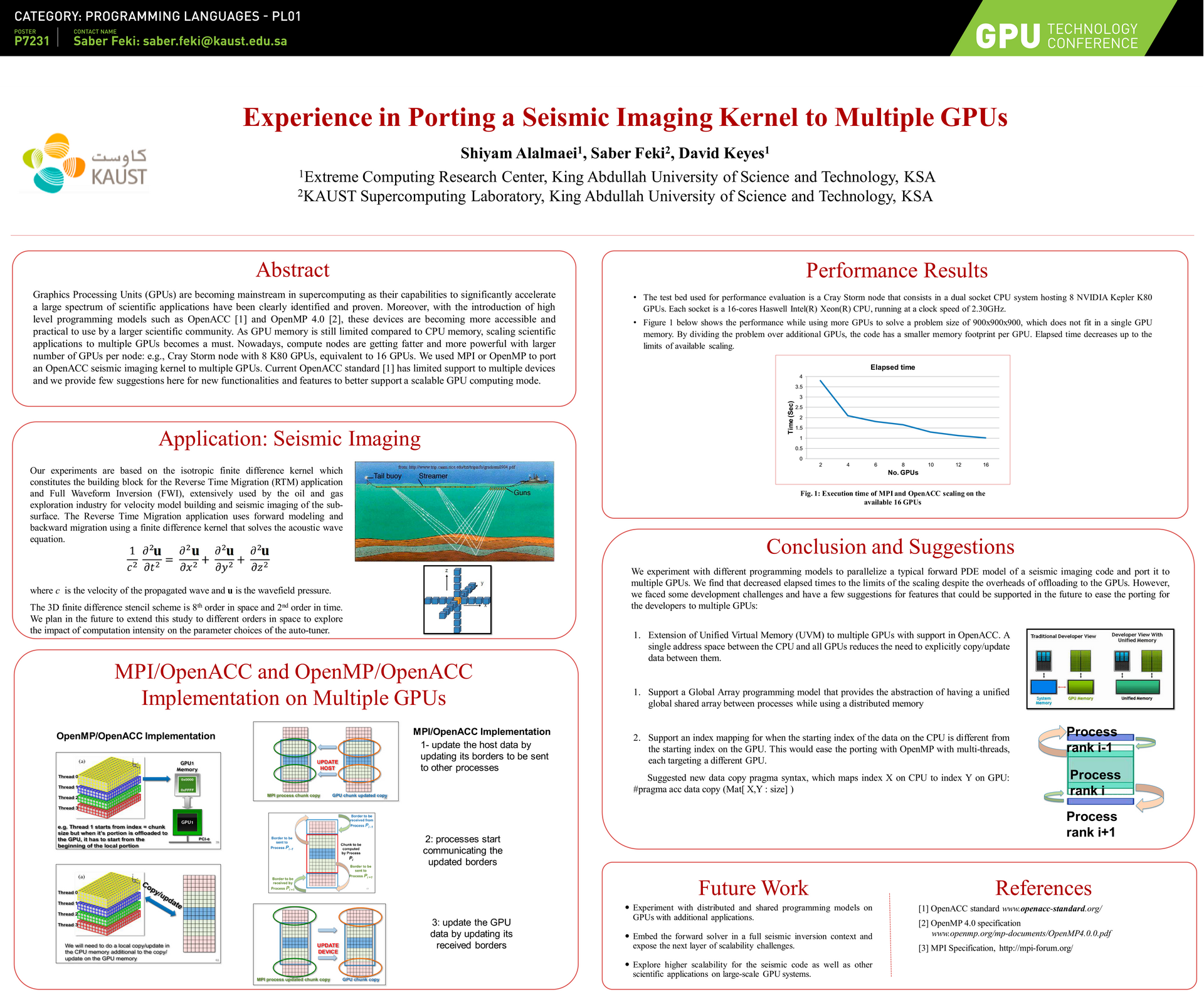 Programming Languages Conference Posters | GTC 2018